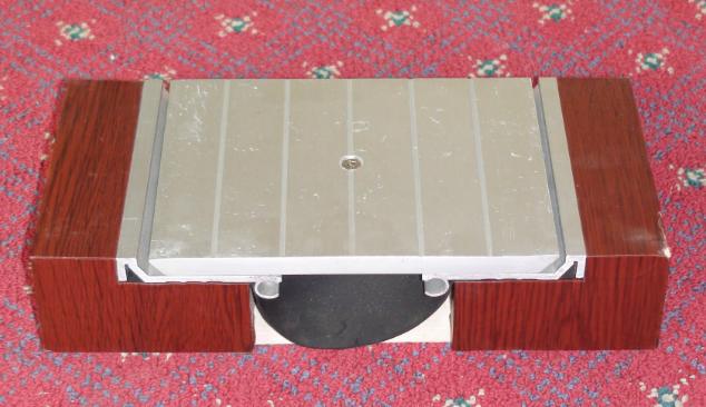 地面承重型变形缝DPZH