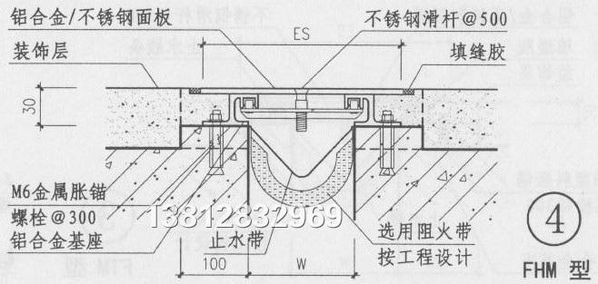 国标图集04CJ01-3 P8-4FHM
