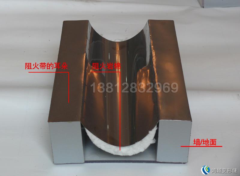 不锈钢阻火带ZHD-BX细节