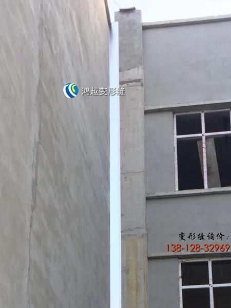 E-EM外墙变形缝转角-AL